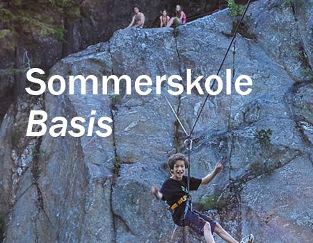 Bilde for Sommerskole Basis