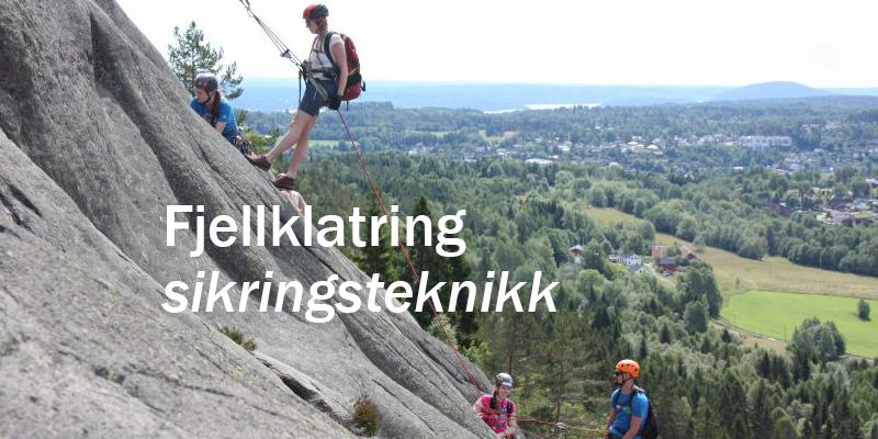 Bilde for 3 dagers kurs i fjellklatring