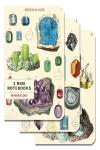 Produktbilde av Mineraler notatboksett